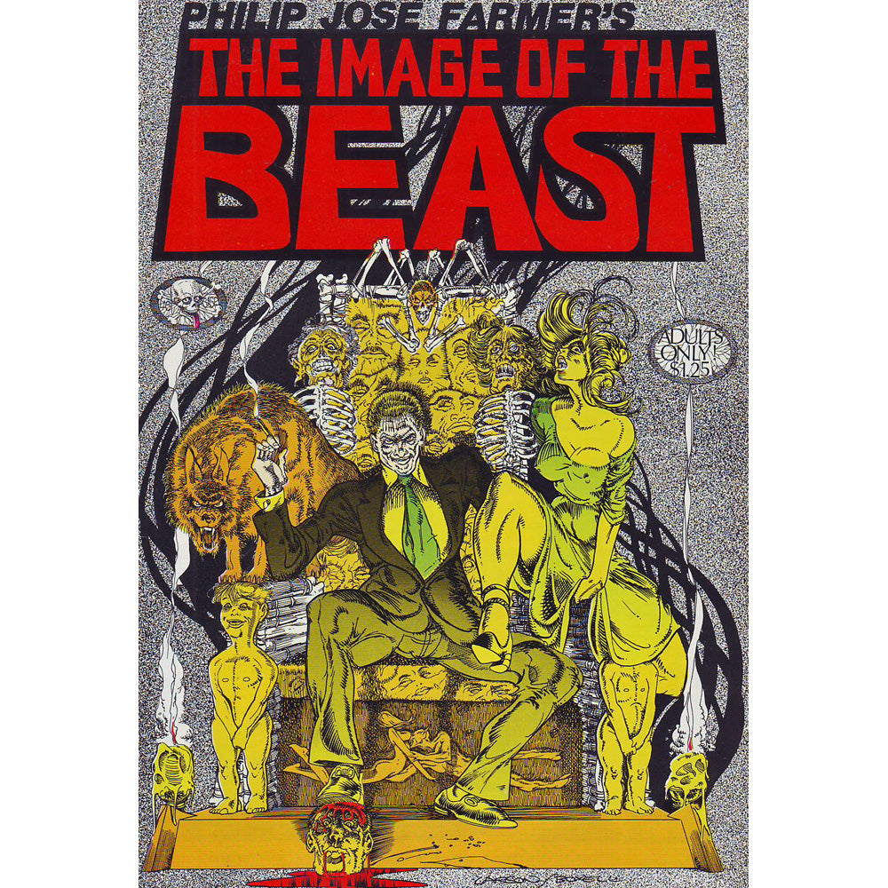 Philip Jose Farmer's The Image Of The Beast