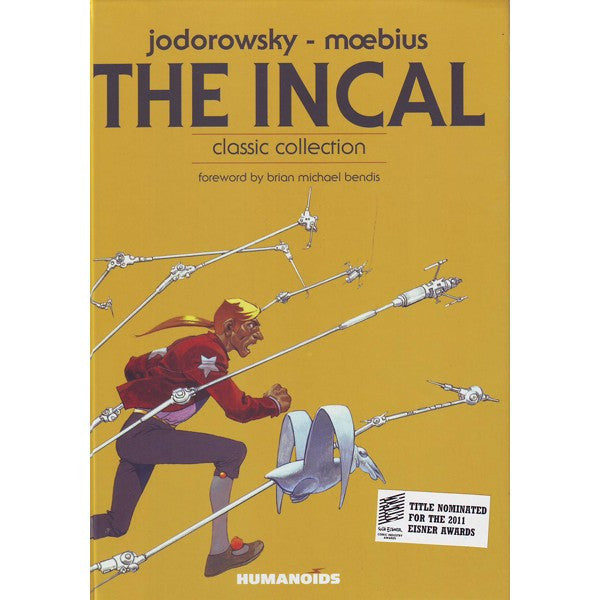 Incal Classic Collection