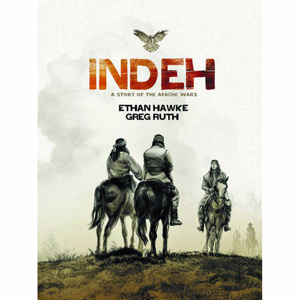 Indeh: The Story Of The Apache Wars - SIGNED