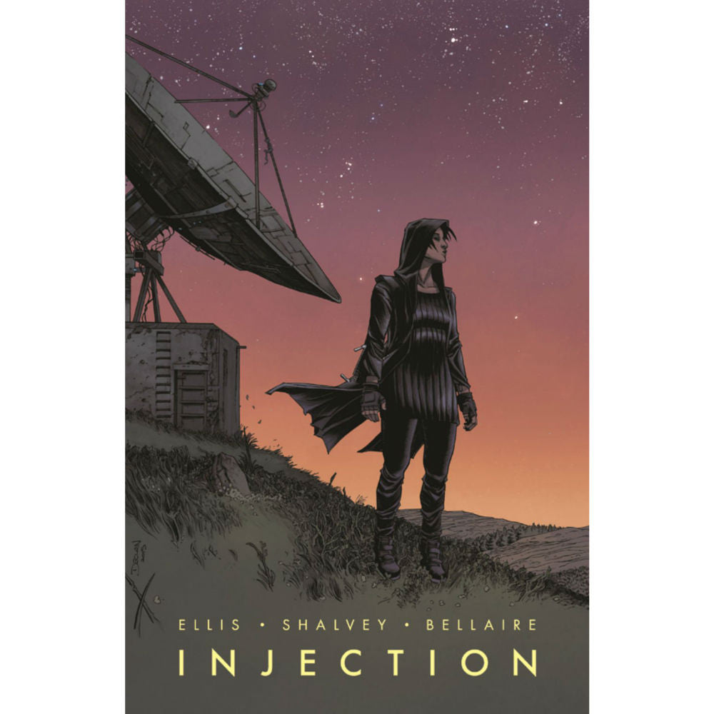 Injection Volume 3