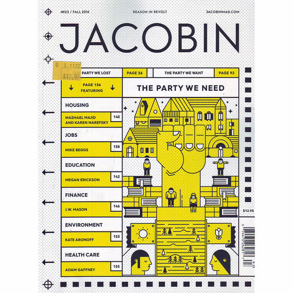 Jacobin Magazine #23
