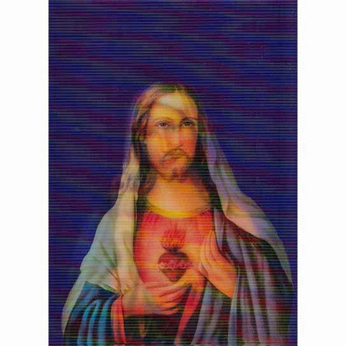 Jesus And Mary Postcard