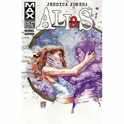 Jessica Jones: Alias Volume 4