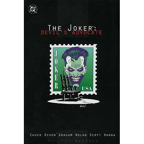 The Joker: Devil's Advocate