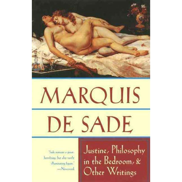Justine, Philosophy in the Bedroom, and Other Writings