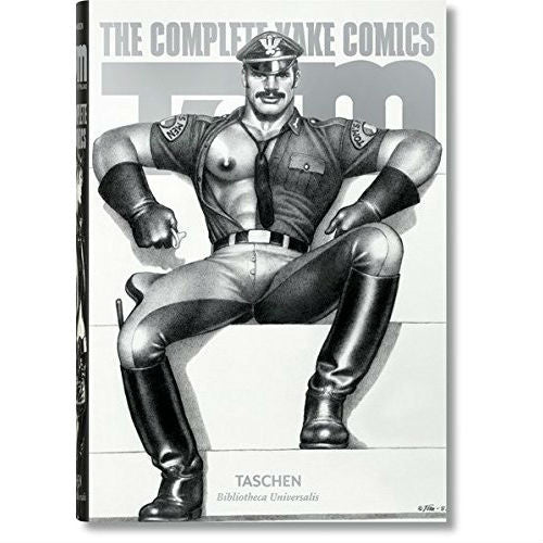 Tom of Finland: The Complete Kake Comics (Bibliotheca Universalis)