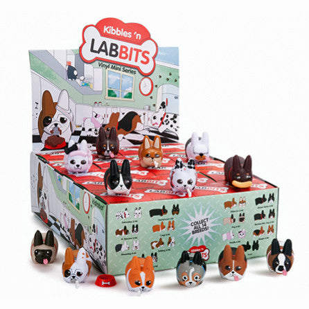 Kibbles And Labbits Mini Figure