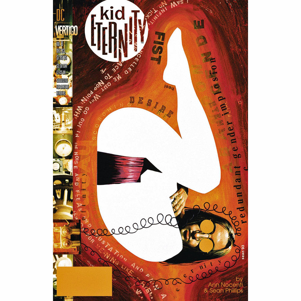 Kid Eternity Book 1