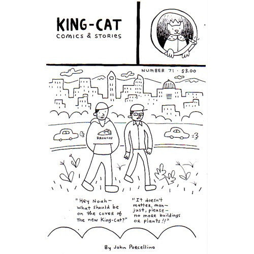 King-Cat Comix And Stories #71