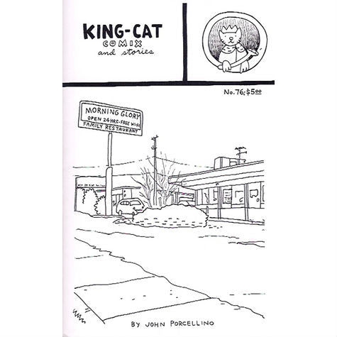 King-Cat Comix And Stories #76