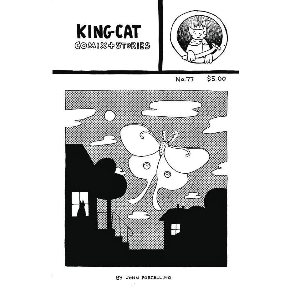 King-Cat Comix And Stories #77