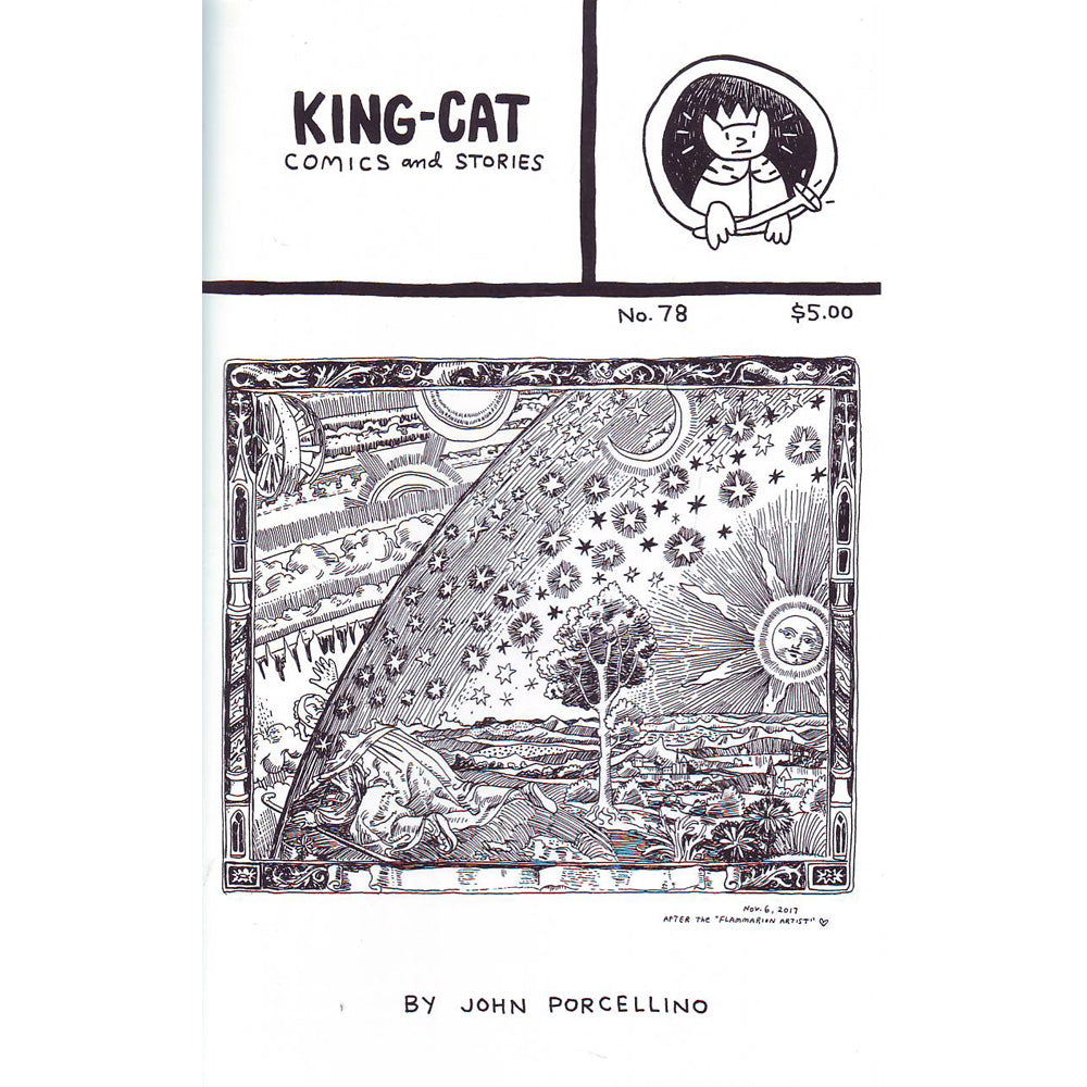 King-Cat Comics And Stories #78