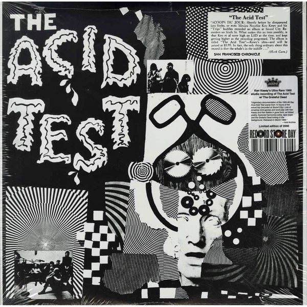 Acid Test LP