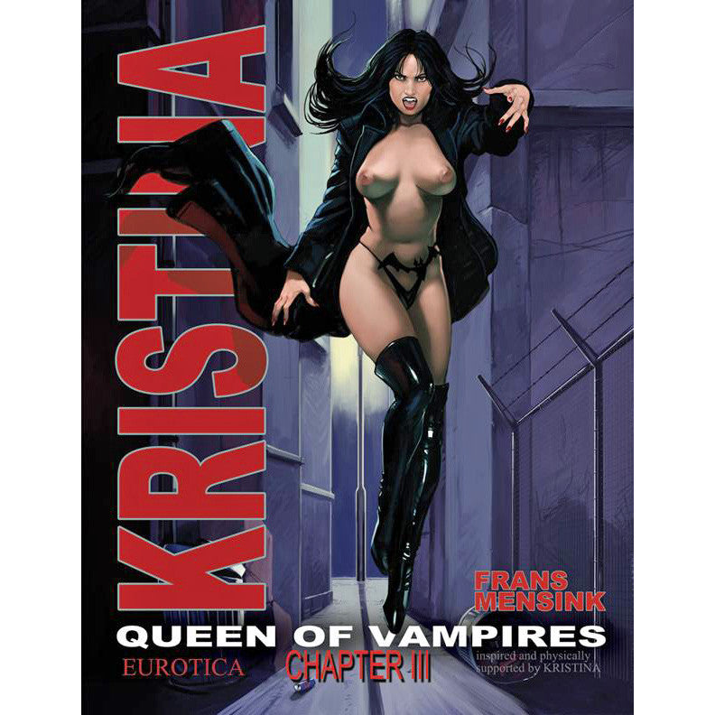 Kristina Queen Of Vampires Volume 3
