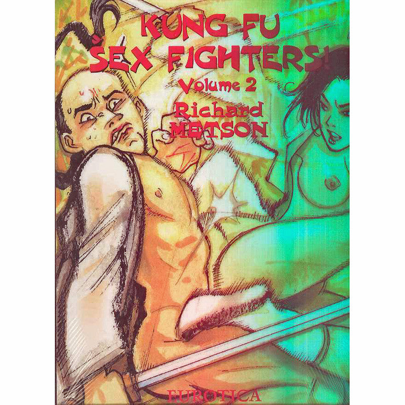 Kung Fu Sex Fighers Volume 2