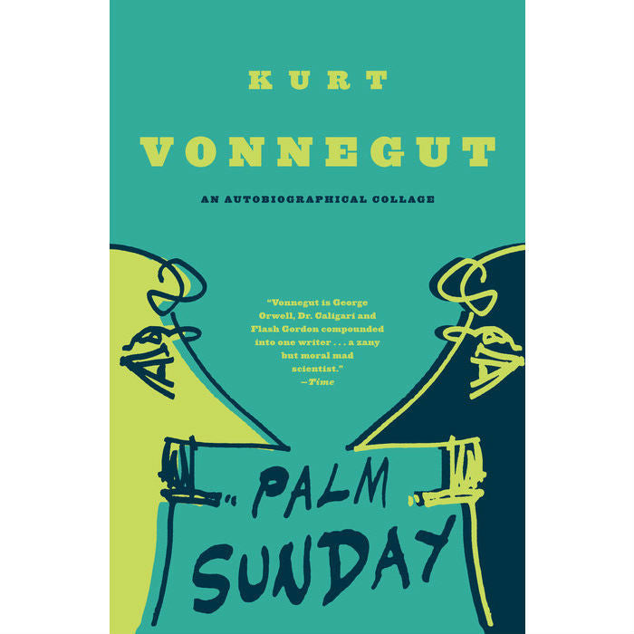 Palm Sunday: An Autobiographical Collage