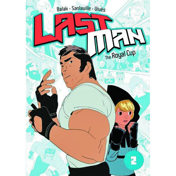 Last Man Volume 2: Royal Cup