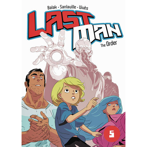 Last Man Volume 5: The Order