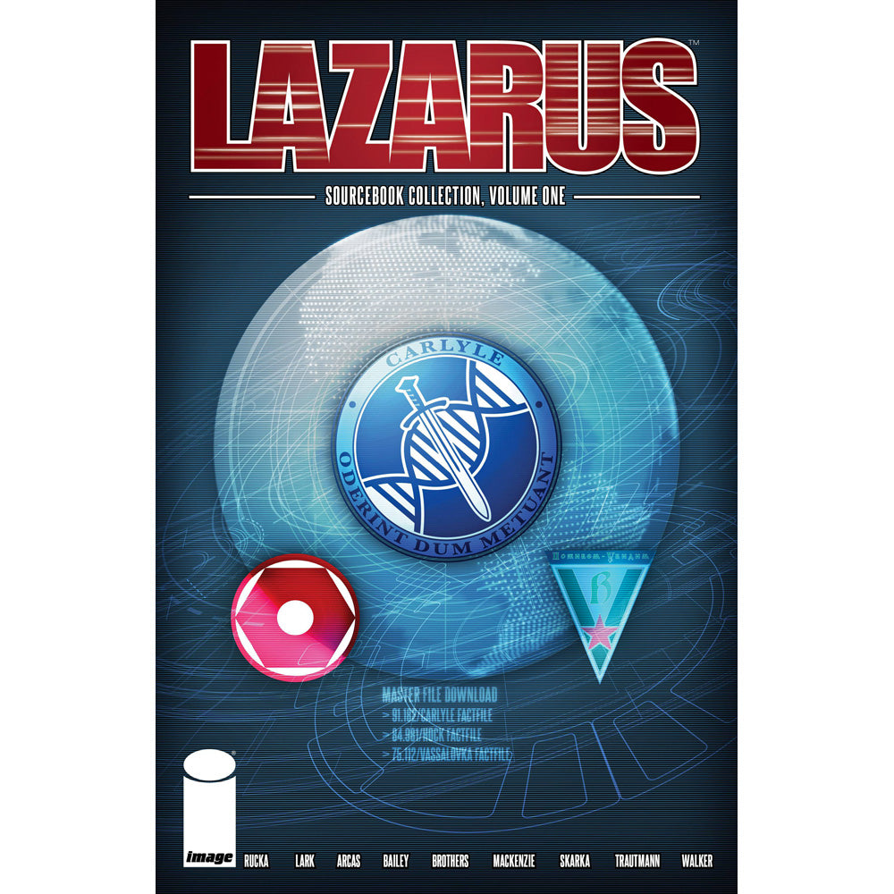 Lazarus Sourcebook Collection Volume 1