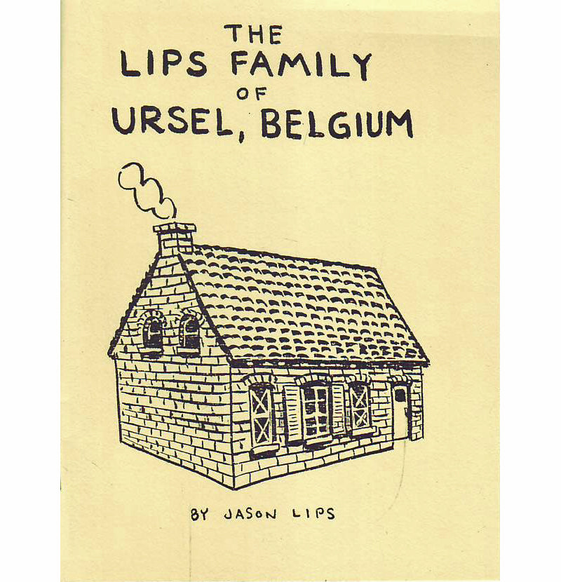 Lips Family Of Ursel Belgium