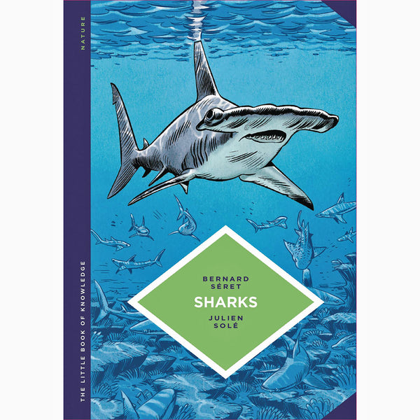 Little Book Of Knowledge: Sharks