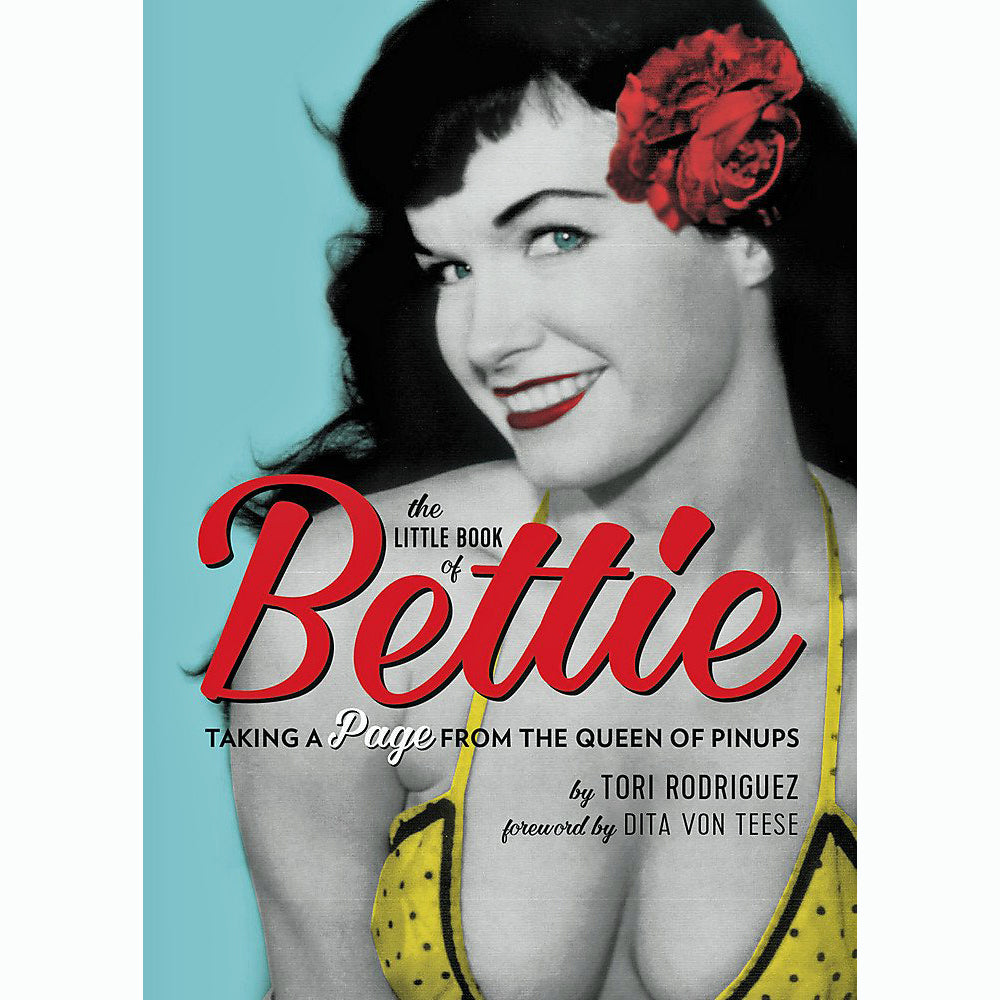 Little Book of Bettie: Taking a Page from the Queen of Pinups