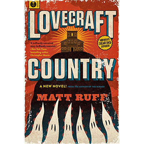 Lovecraft Country (tpb)