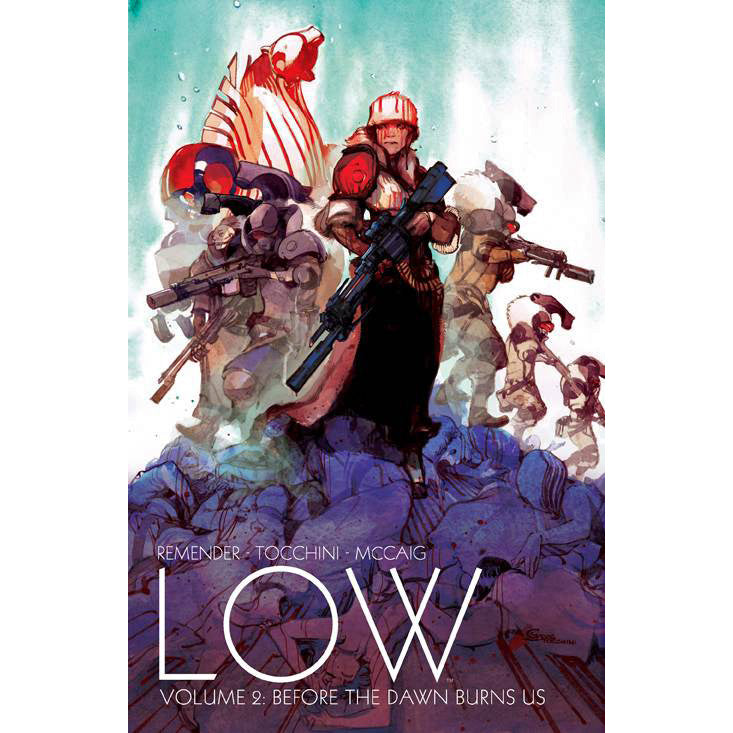 Low Volume 2: Before The Damn Burns