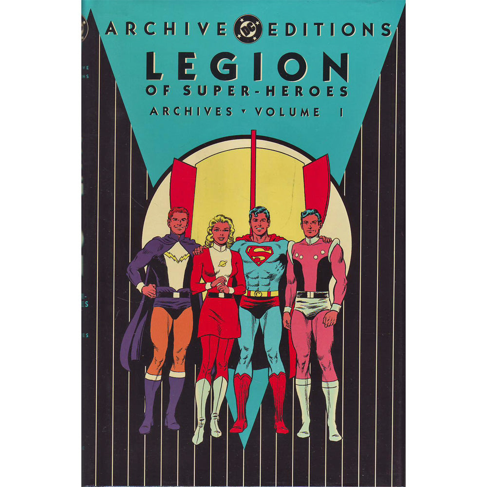 Legion Of Super-Heroes Archives Volume 1