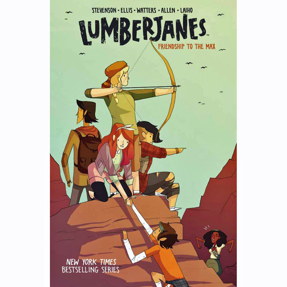 Lumberjanes Volume 2: Friendship To The Max