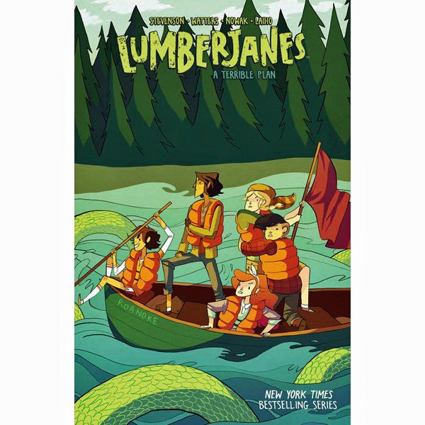 Lumberjanes Volume 3: A Terrible Plan