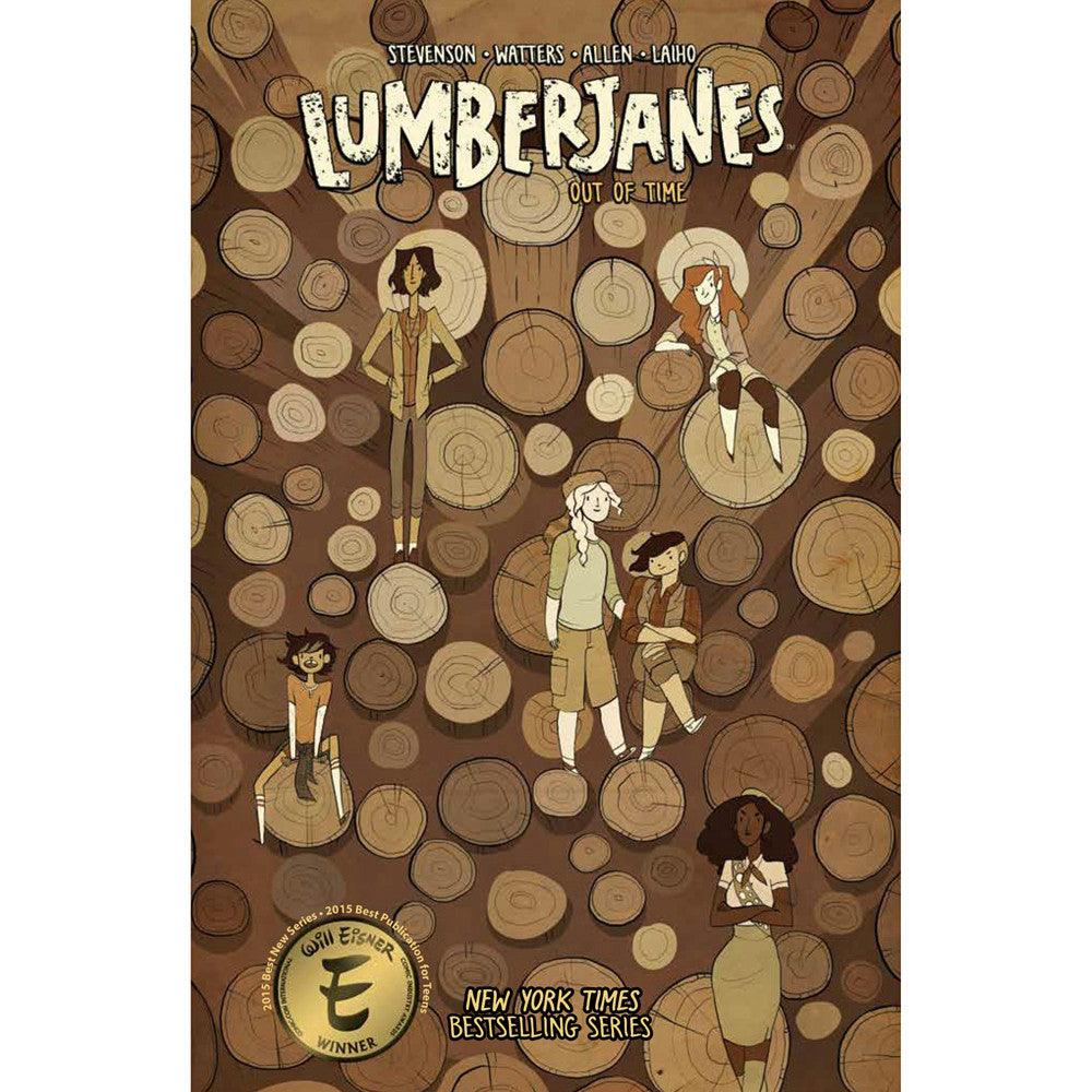 Lumberjanes Volume 4: Out Of Time