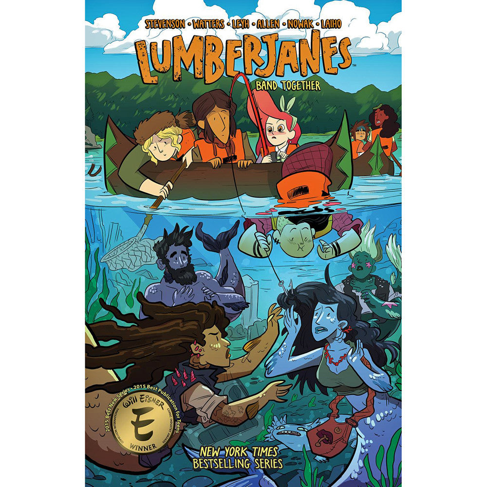 Lumberjanes Volume 5: Band Together