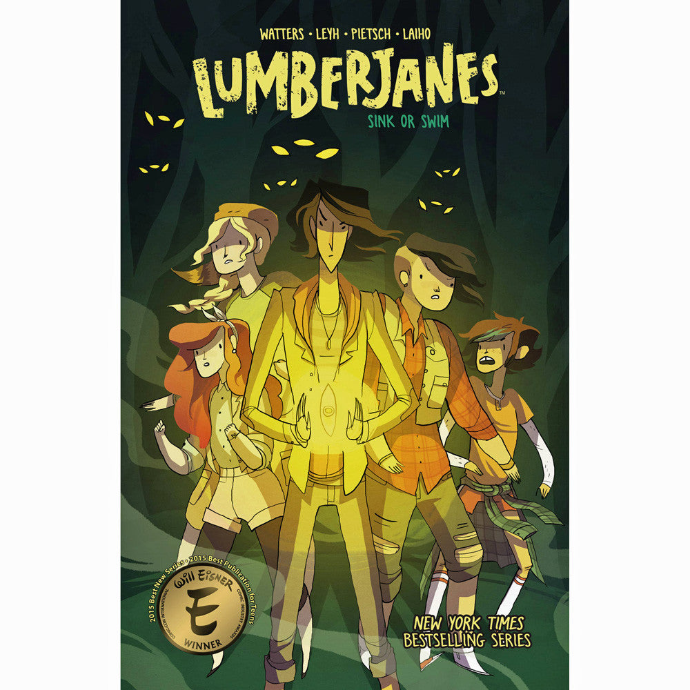Lumberjanes Volume 6: Sink or Swim