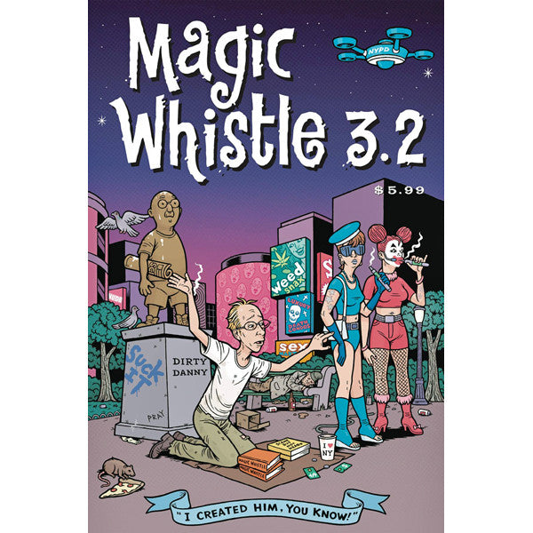 Magic Whistle Volume 3 #2