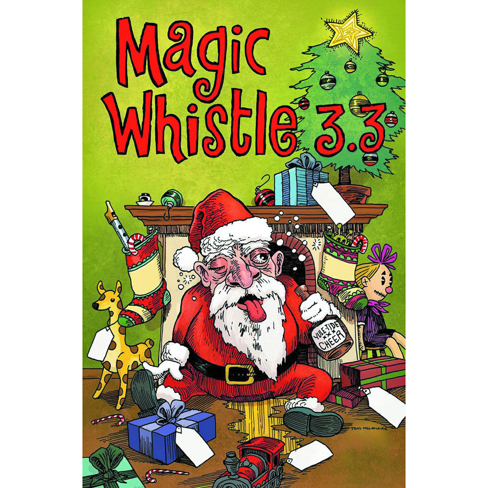 Magic Whistle Volume 3 #3