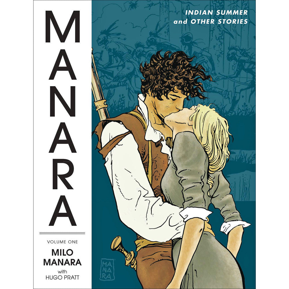 Manara Library Volume 1: Indian Summer