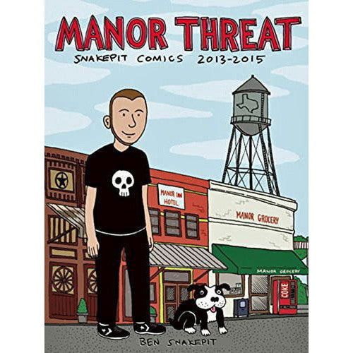 Manor Threat: Snake Pit Comics 2013-2015
