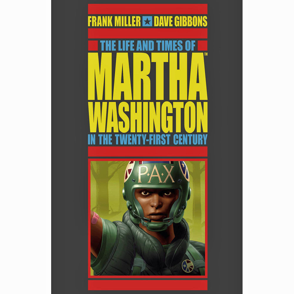 Life And Times Of Martha Washington In The 21st Century