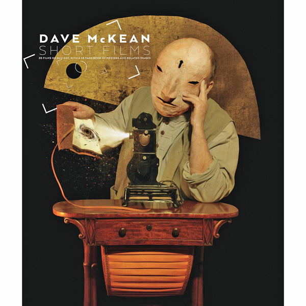 Dave McKean Short Films