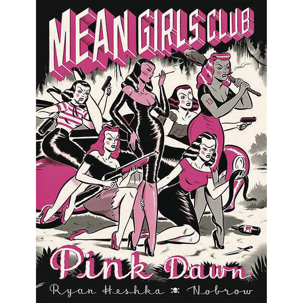 Mean Girls Club: Pink Dawn