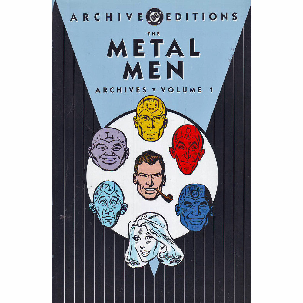 Metal Men Archives Volume 1