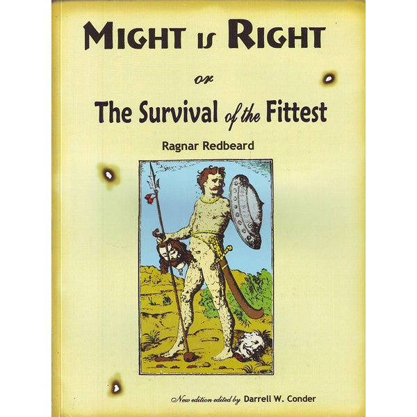 Might Is Right Or The Survival Of The Fittest