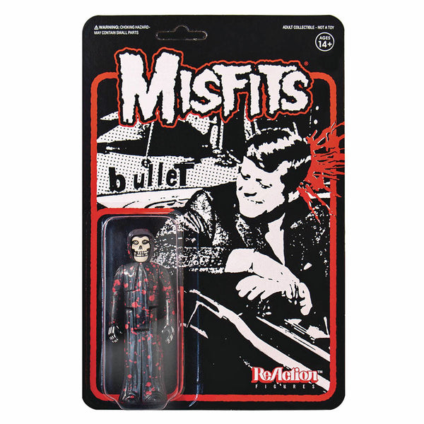 ReAction: Misfits Fiend Figure (Bullet Version)