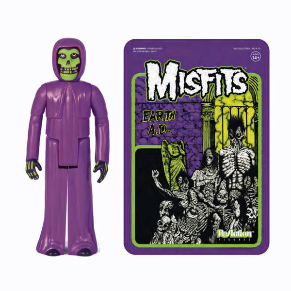 ReAction: Misfits Fiend Figure (AD Fiend Version)