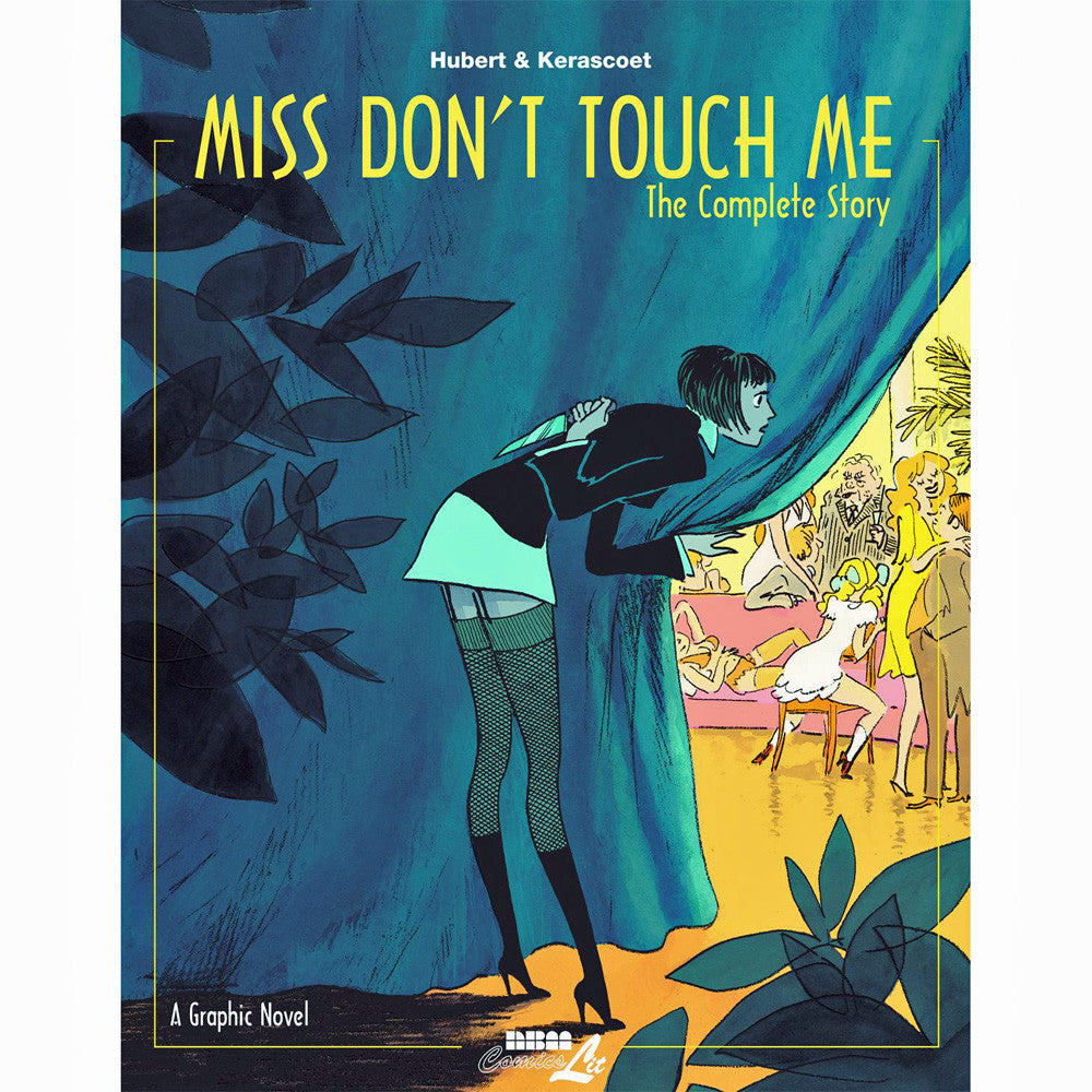 Miss Don't Touch Me Omnibus