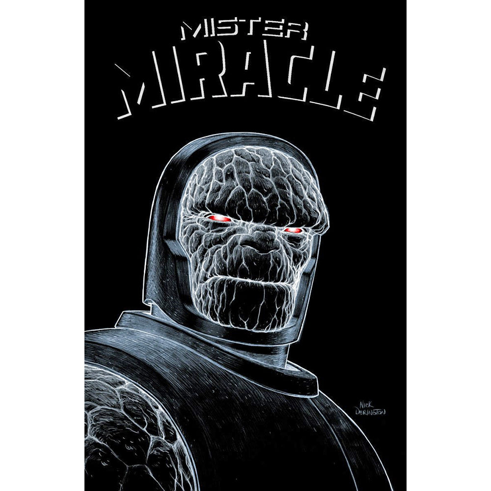 Mister Miracle #10