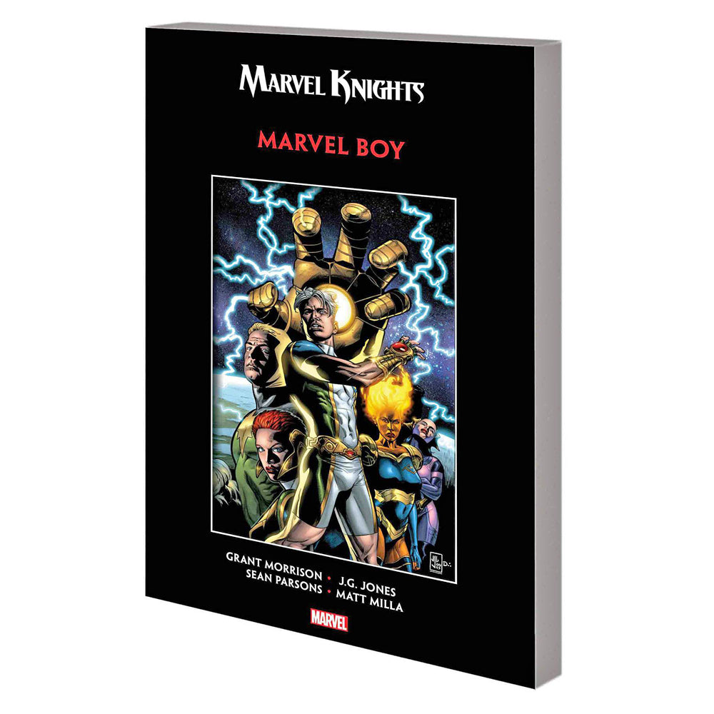 Marvel Knights: Marvel Boy