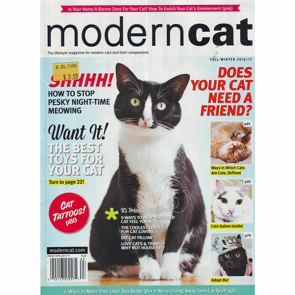 Modern Cat Magazine #3 (Vol. 5)