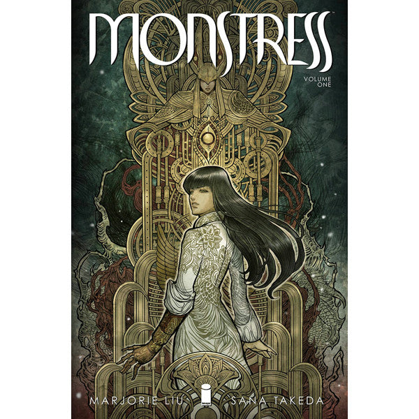 Monstress Volume 1